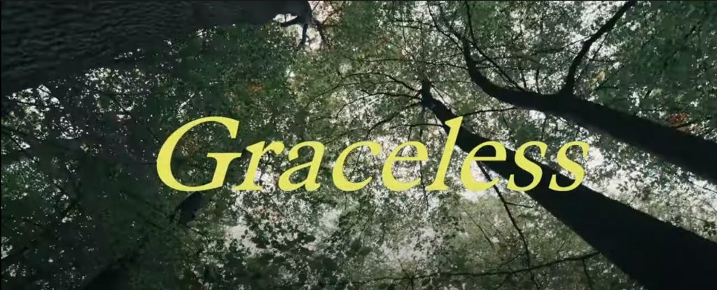 BEYRIES - Graceless Cover