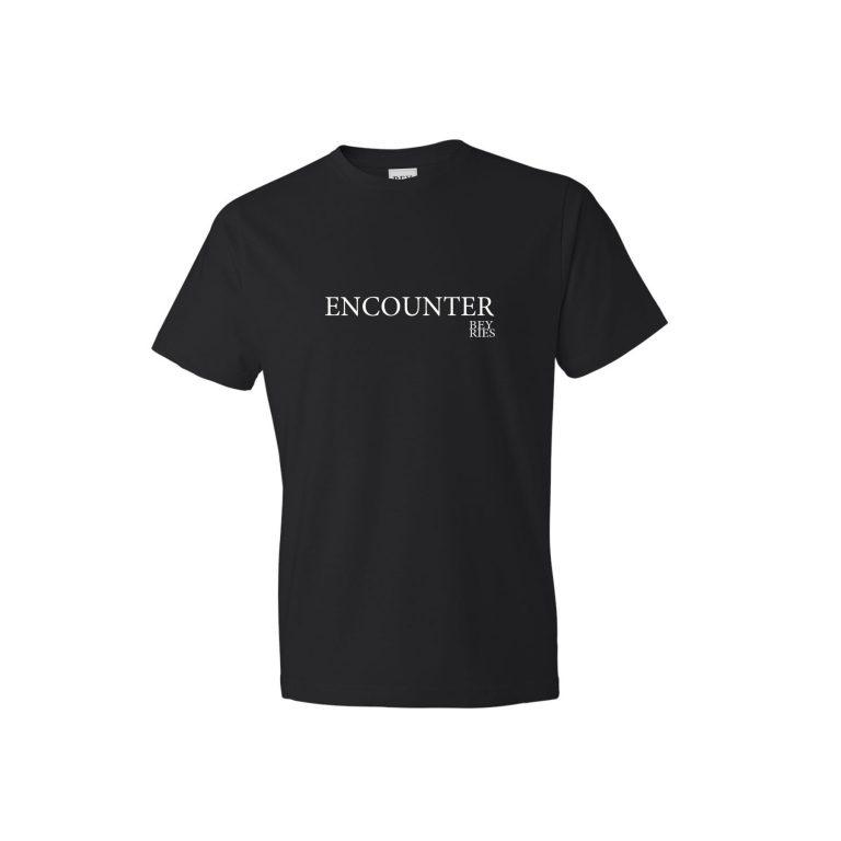 Encounter t-shirt-black