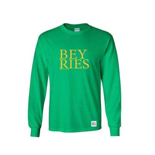 Long sleeve Green Beyries